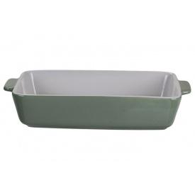 Форма для выпекания KOOPMAN 280x145x55 мм 1,2 л зелено-серая (Q51200110-GG)