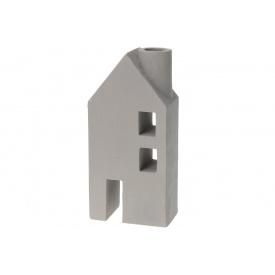Подсвечник KOOPMAN в форме дома 9x5x19 см (APF420070-G)