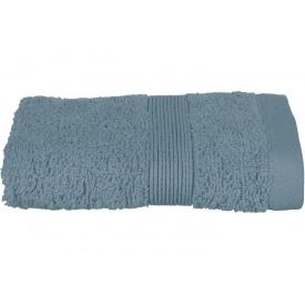 Рушник гостьове ATMOSPHERA темно-синє 30х50 см (125866E)