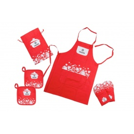 Кухонный текстильный набор VINZER 6 ед. 89500