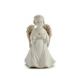Статуэтка Ангел ARTE REGAL белый 7x6x11 см 90 г (20033-3)