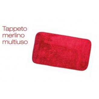 Килимок GEMITEX Merlino помаранчевий 50x110 см (55316-Orange)