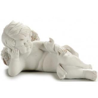 Статуетка Ангел ARTE REGAL білий 8x13,5x10 см 255 г (20030-4)