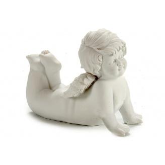 Статуетка Ангел ARTE REGAL білий 8x13,5x10 см 255 г (20030-1)