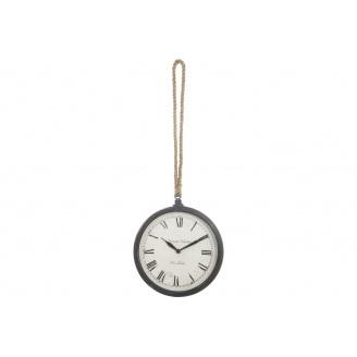 Годинник-маятник ATMOSPHERA на мотузці чорні 25х29 см (148206-black)