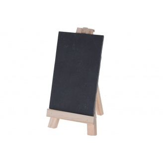 Дошка для малювання крейдою KOOPMAN на підставці 105x200 мм (210000300)