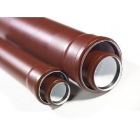 Труба для бесшумной канализации 50-110 мм