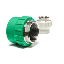 """Соединение с внутренней резьбой PipeLife PP-R 1/2"""" 20 мм"""