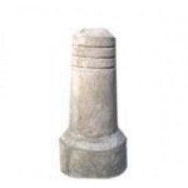 Столбик ограждения бетонный ИМПЕКС-ГРУП С 1 350х720 мм