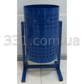 Урна металева кругла ІМПЕКС-ГРУП 37 л 300х500 мм (IMPA732)