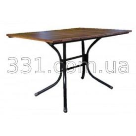 Стол с метталевимы ножками ИМПЕКС-ГРУП Премиум УС 800х1200 мм