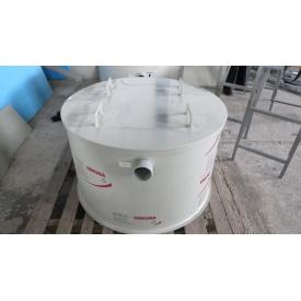 Сепаратор жира Оазис П-40-Ц 1400×1500 мм