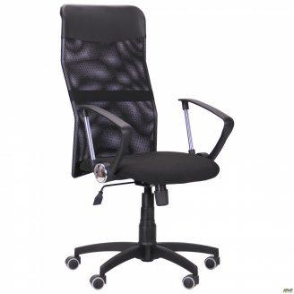 Кресло AMF Ultra 1230-1100х610х620 мм сиденье C-1 спинка Сетка черная