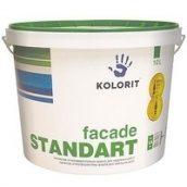 Краска Фасад Стандарт Колорит базис С 9 л