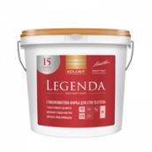 Краска интерьерная Kolorit Legenda базис C 4,5 л