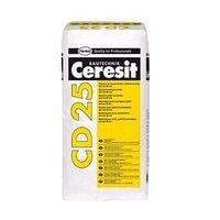 Ремонтно-відновлювальна дрібнозерниста суміш Ceresit CD 25 25 кг