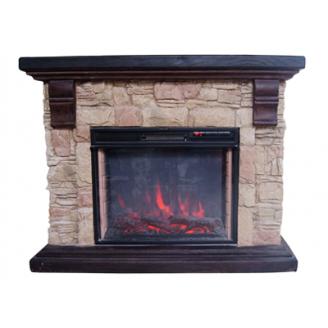 Электрокамин Bonfire Rustic 24 suite