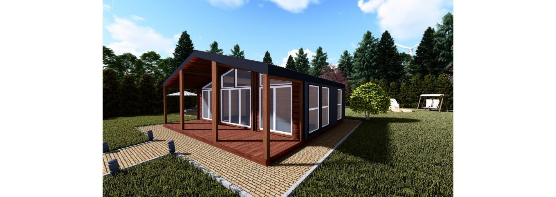 Будівництво модульних будинків