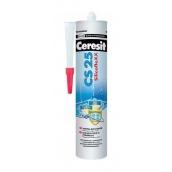 Силіконовий герметик Ceresit CS 25 280 мл білий (1095674)