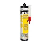 Монтажний клей-герметик Flextec Ceresit CB300 білий 400 г