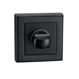 Поворотник под WC MVM T7а BLACK черная
