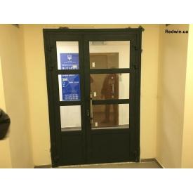 Виготовлення та монтаж алюмінієвих дверей і вікон