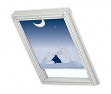 Затемняющая штора VELUX Disney Winnie the Pooh 2 DKL С02 55х78 см (4611)