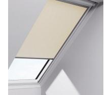 Рулонная штора VELUX RFL F04 на направляющих 66х98 см