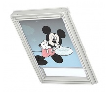 Затемнююча штора VELUX Disney Mickey 1 DKL S06 114х118 см (4618)