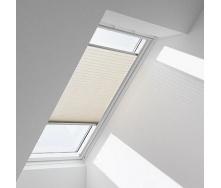 Енергозберігаюча штора-плісе VELUX FHC F06 66х118 см
