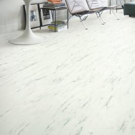 Вініл Quick-Step Ambient Glue Plus AMGP40136 Marble Carrara White