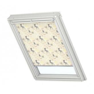 Затемняющая штора VELUX Disney Bambi 1 DKL С02 55х78 см (4612)