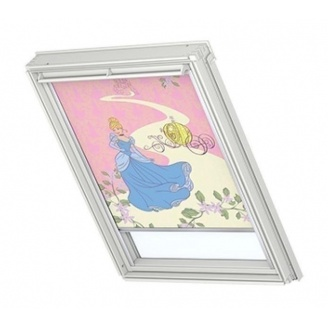 Затемняющая штора VELUX Disney Princess 2 DKL М10 78х160 см (4617)