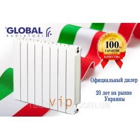 Алюминиевый радиатор Global VIP 350/100