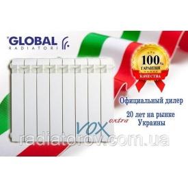 Алюминиевый радиатор Global EXTRA 350/100
