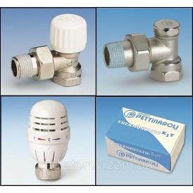Комплект для подключения радиатора 1/2'' Pettinaroli
