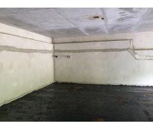 Монтаж гидроизоляции пола подземных помещений под ключ