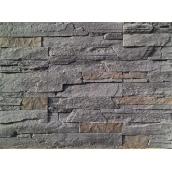 Облицювальна плитка Loft Brick Сланець 465x95 мм Графіт