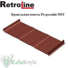 Кровельная панель Ретролайн 500T