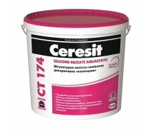 Штукатурка декоративна Ceresit CT 174 1,5 мм 25 кг
