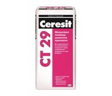 Шпаклевка минеральная стартовая Ceresit СТ 29 25 кг