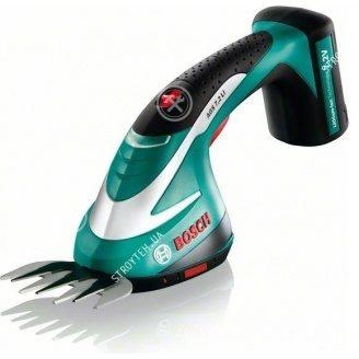 Ножницы для травы аккумуляторные Bosch AGS 7.2 LI  (STB154)
