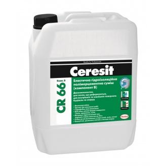 Еластична гідроізоляційна суміш Ceresit СR 66 5 л