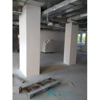 Установка цементно-піщаної стяжки