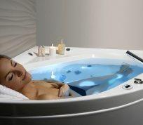 Чем гидромассажная ванна отличается от джакузи?