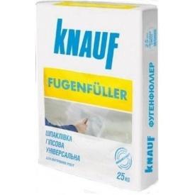 Шпатлевка Knauf Фугенфюллер 25 кг