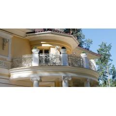 Ковані балкони та тераси