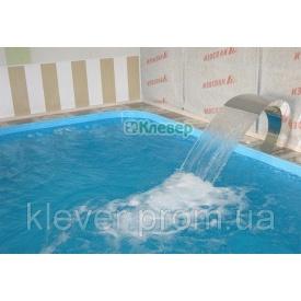 Установка бассейна для бани