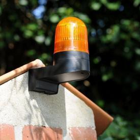 Сигнальна лампа світлодіодна Marantec Control 950 70х135х105 мм жовта