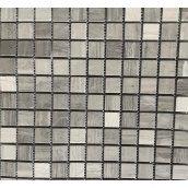 Мозаика мраморная VIVACER SPT127 23х23 мм